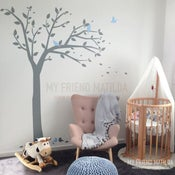 Image of Peaceful Tree Wall Decal