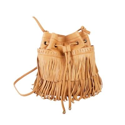 Image of Paris Swing Bag - Camel