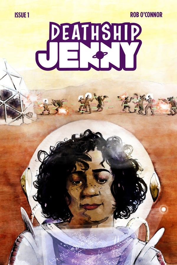 Image of Deathship Jenny #1