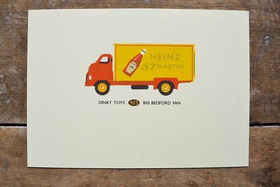 Image of Dinky Toys Heinz Van