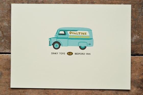 Image of Dinky Toys Ovaltine Van