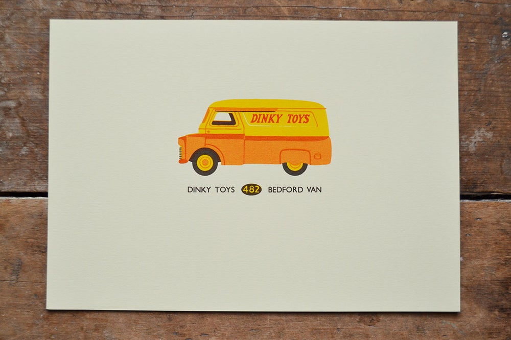 Image of Dinky Toys Van