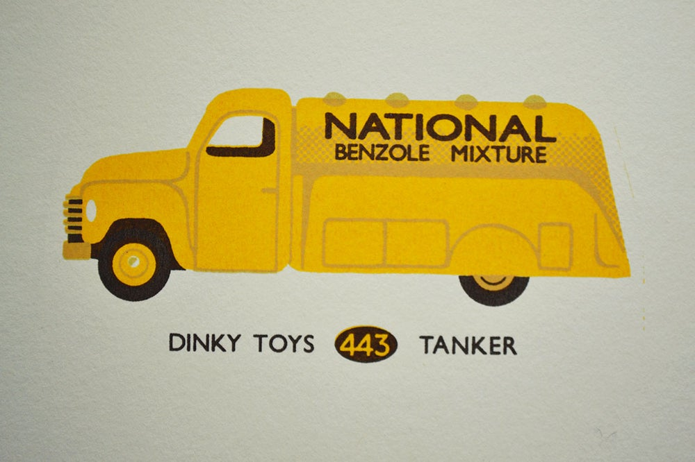 Image of Dinky Toys Tanker