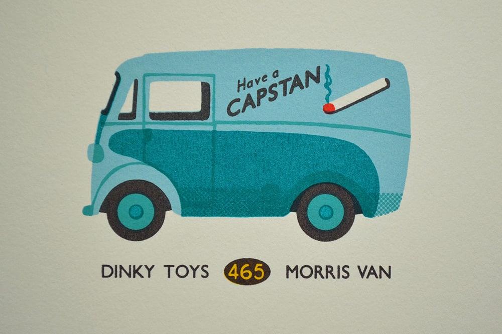 Image of Dinky Toys Capstan Van
