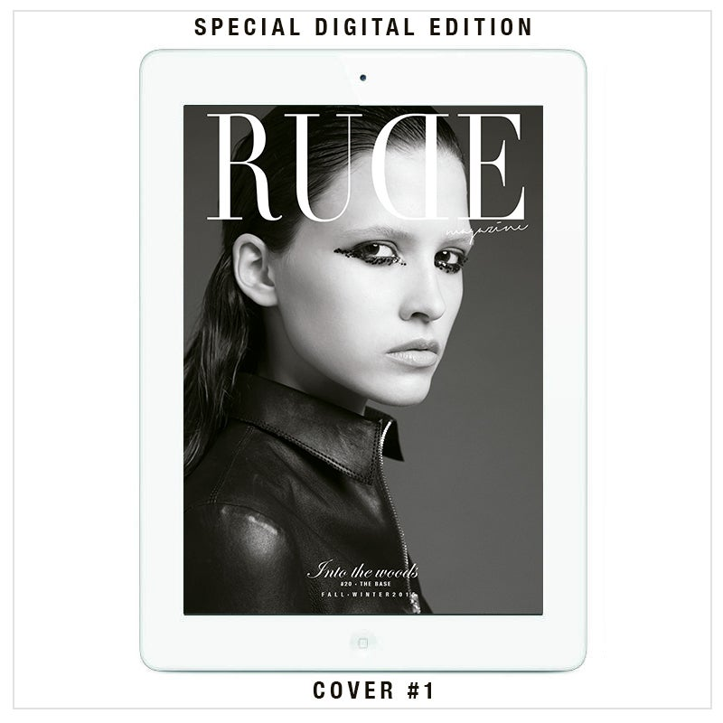 Image of RUDE Magazine issue#20