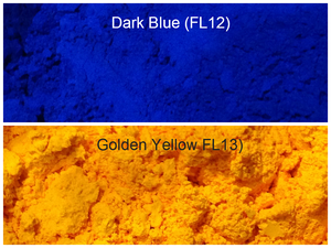 Image of Fluorescent Pigments <p> (5 gr.) </p> 13 Colors Available