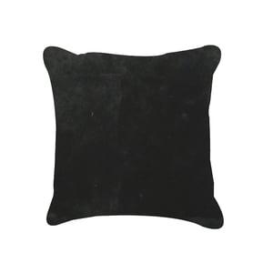 Image of 676685000590 Natural-NELSON SHEEPSKIN  -PILLOW-BLACK