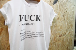 Image of FUCK By FCKRS®