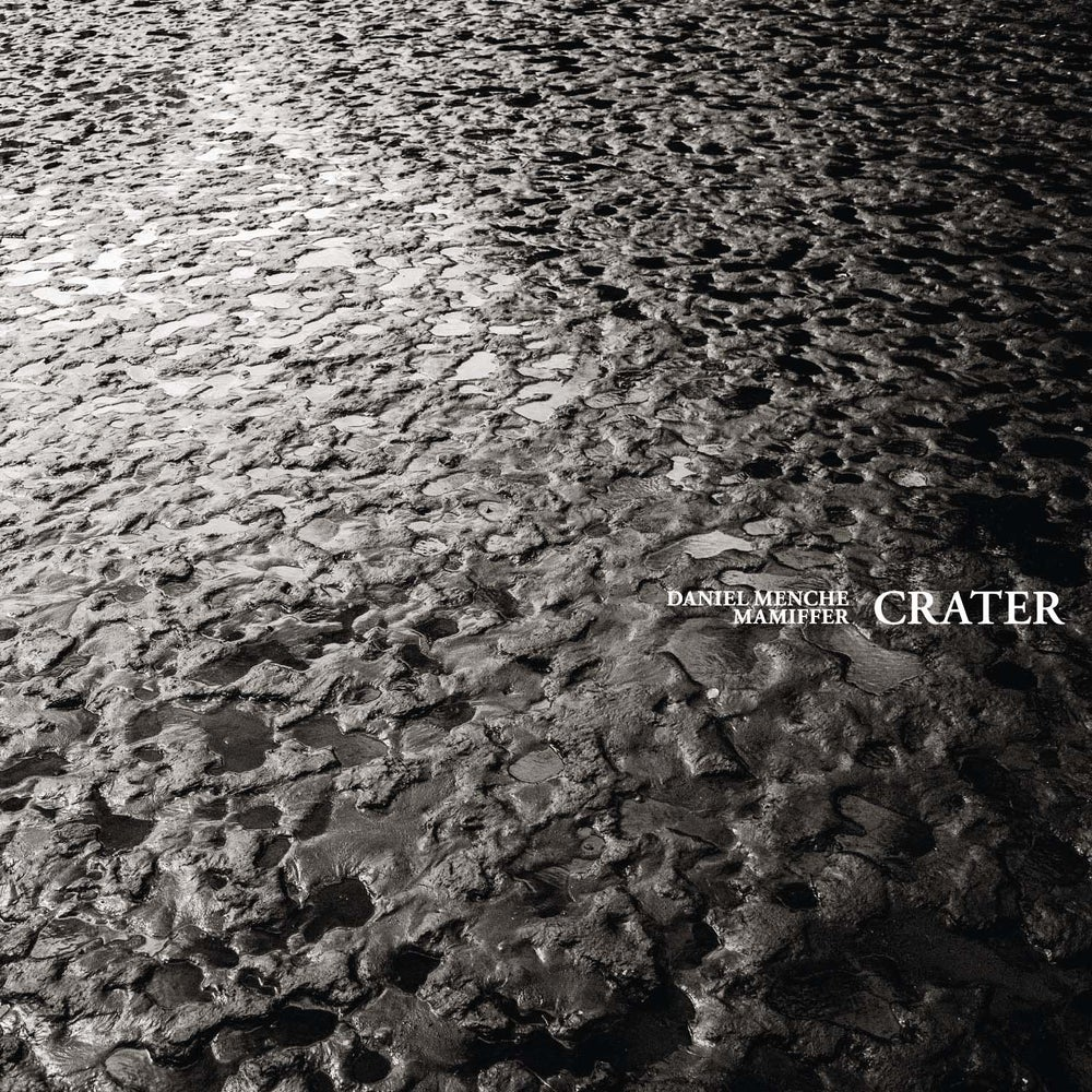 "Image of Daniel Menche and Mamiffer ""CRATER"" CD"