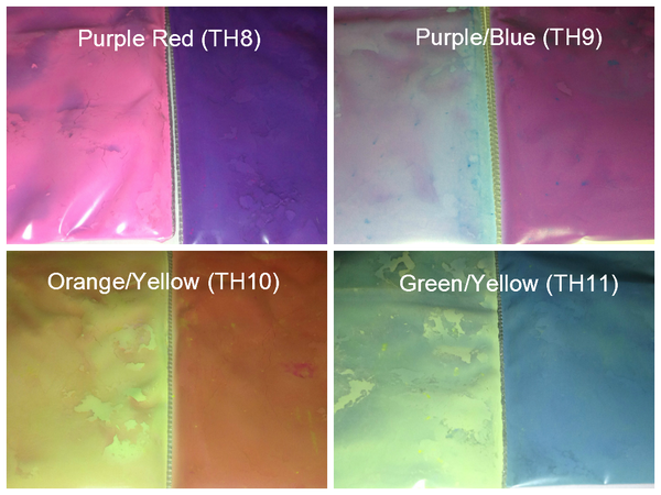 Image of Thermal Pigments <p> Color to Color </p> 22 Colors Available