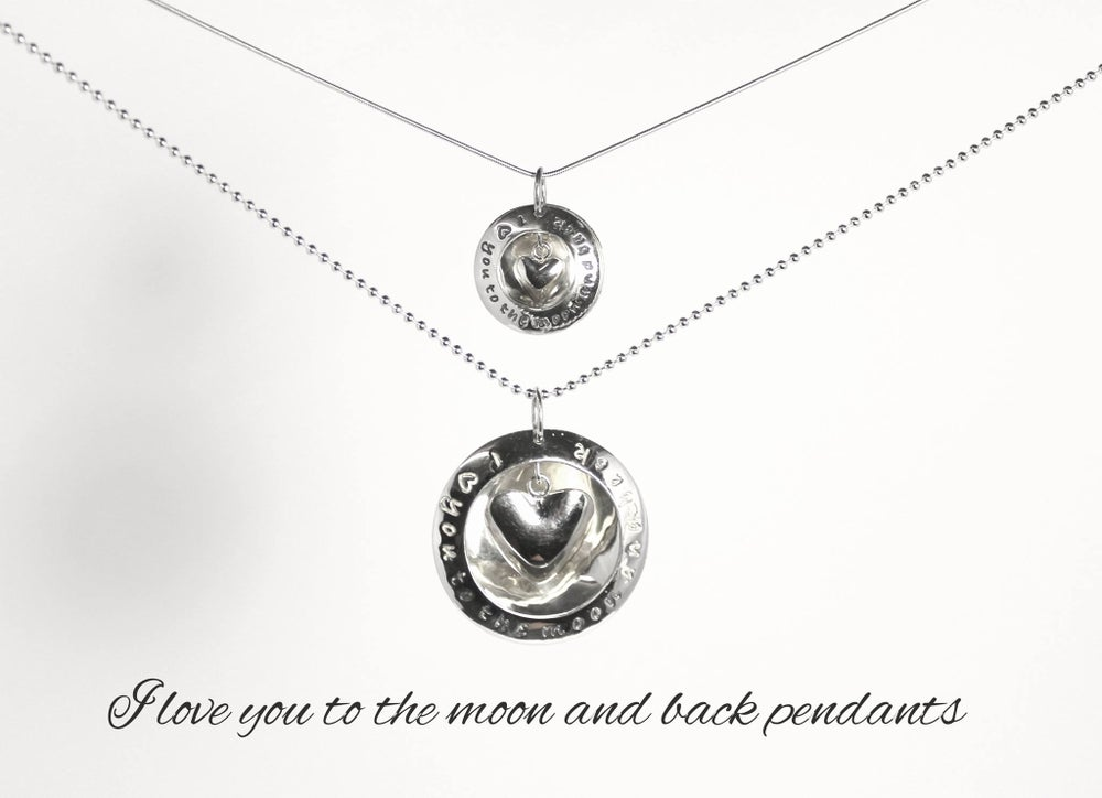 Image of Love you to the moon and back