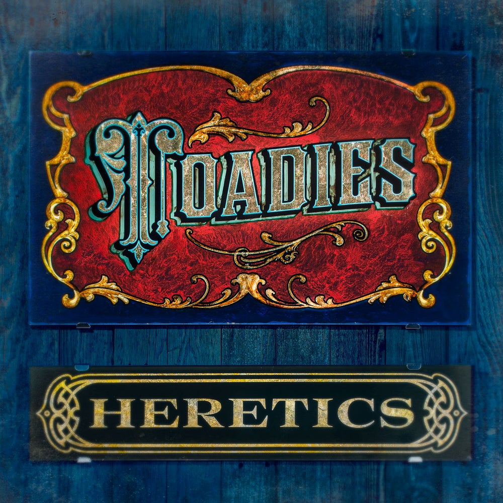 Toadies : Heretics 2xLP