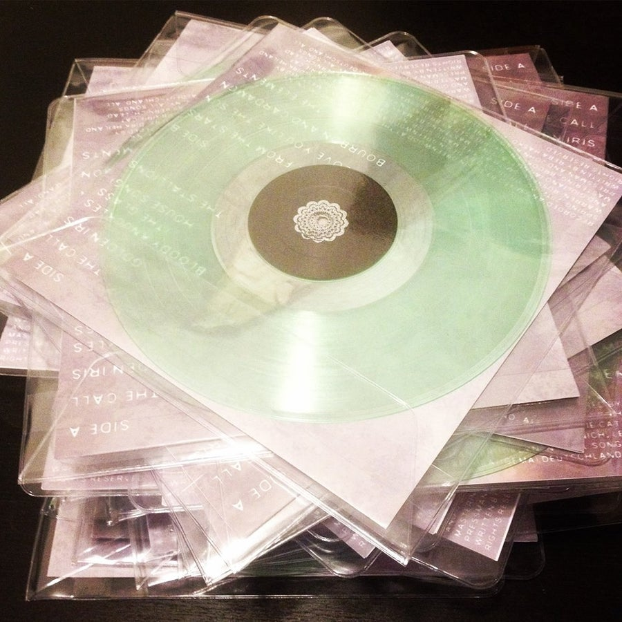 "Image of DELICATE CYCLONE Limited Edition 12"" Vinyl Record + Digital Album"