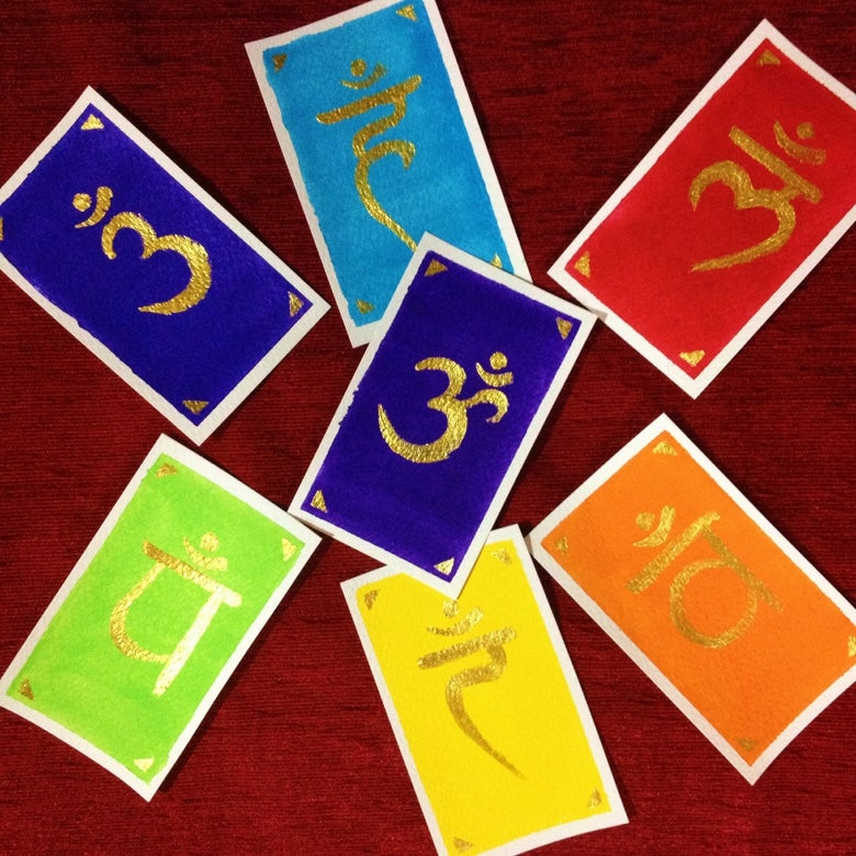 Image of Chakra Cards