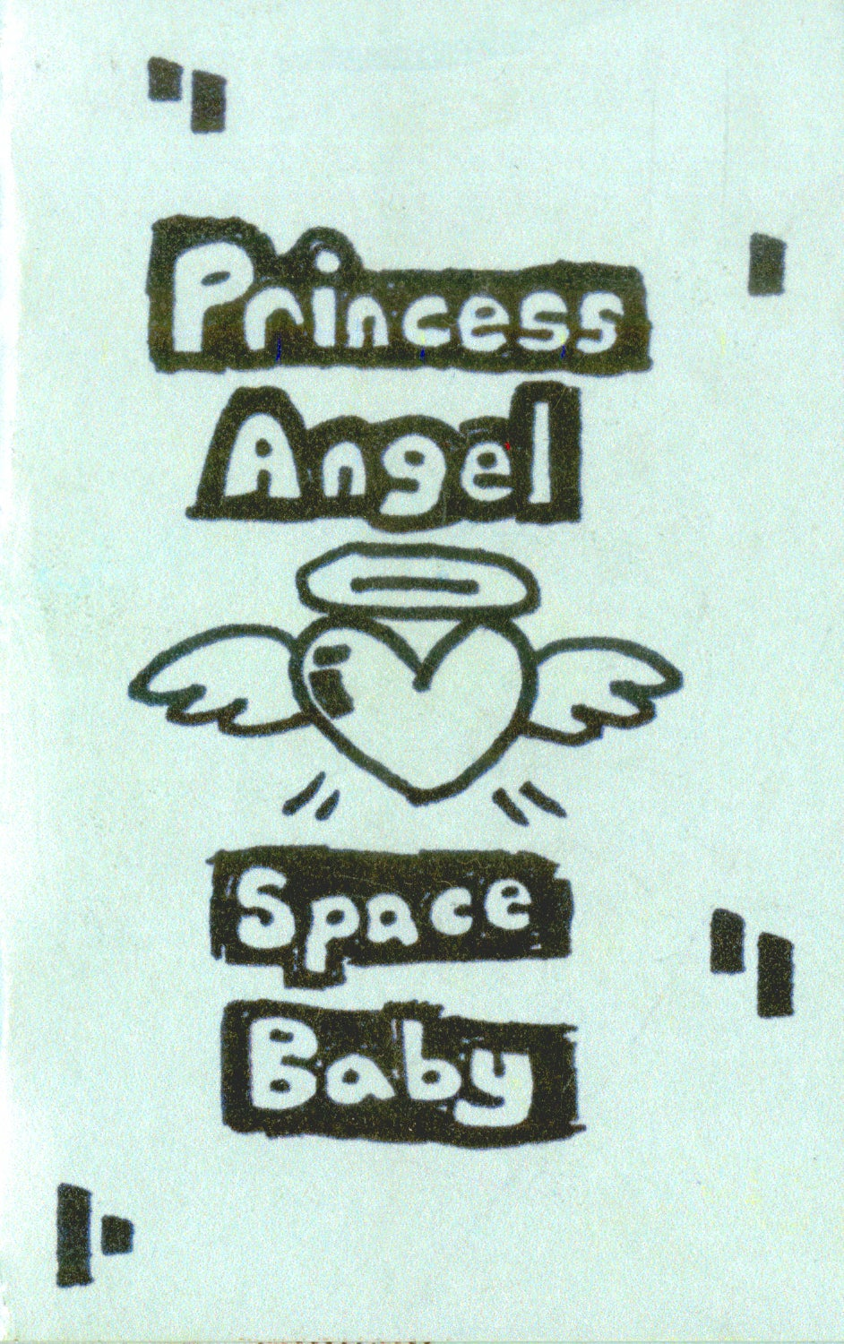Image of PRINCESS ANGEL SPACE BABY