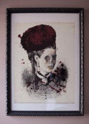 Image of Madame Bovari Limited Edition Print (Framed)