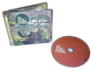 """Image of The Intersphere """"Interspheres >< Atmospheres"""" CD"""