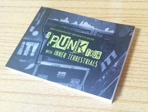 Image of  Photo Book 'A punk tour with Inner Terrestrials'