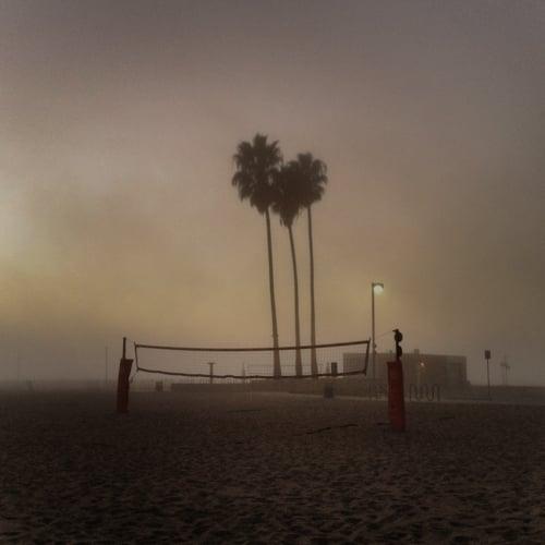 Fog, Santa Monica, CA