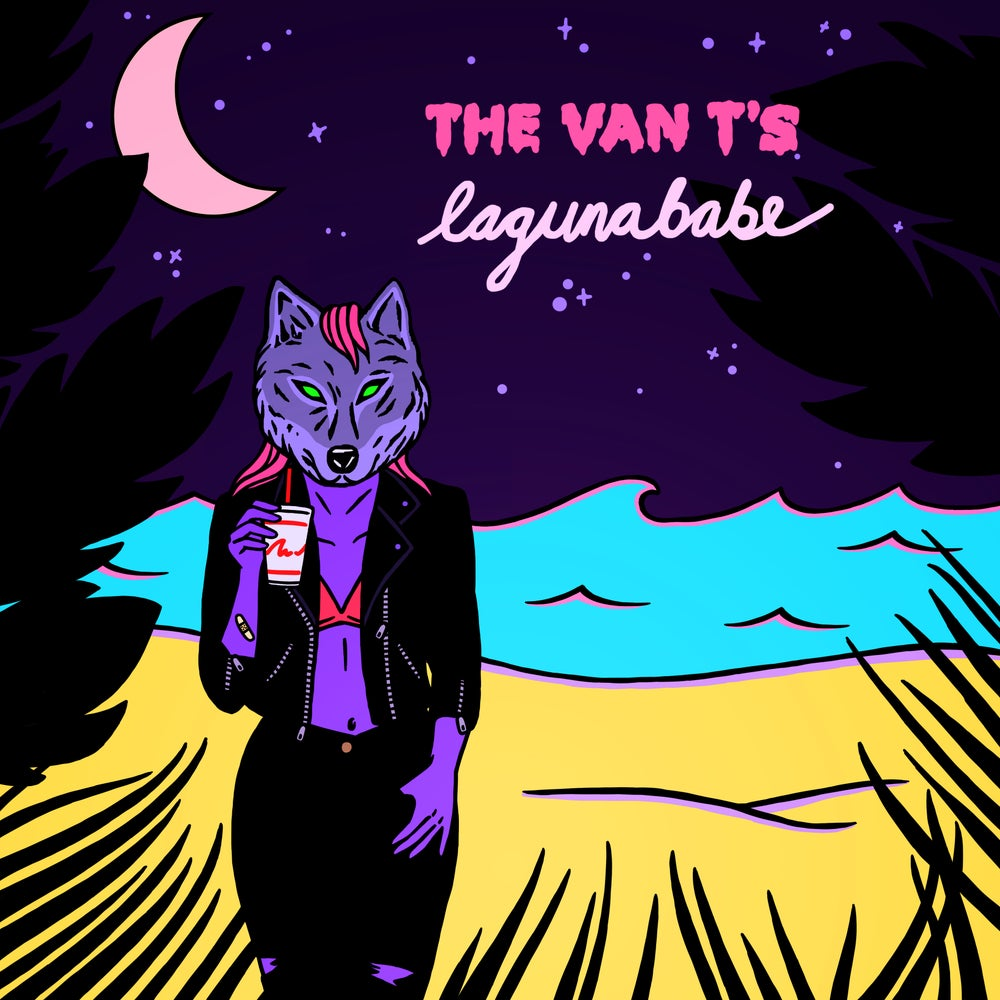 Image of The Van T's - Laguna Babe