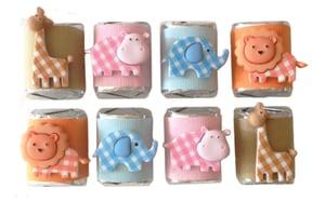 Image of Baby Safari Petite Jewel Box Chocolate Nuggets