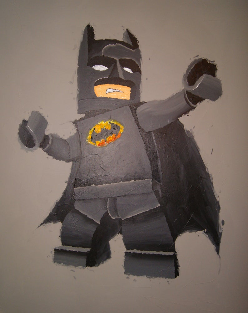 Image of BATMAN (Limited Edition Print)