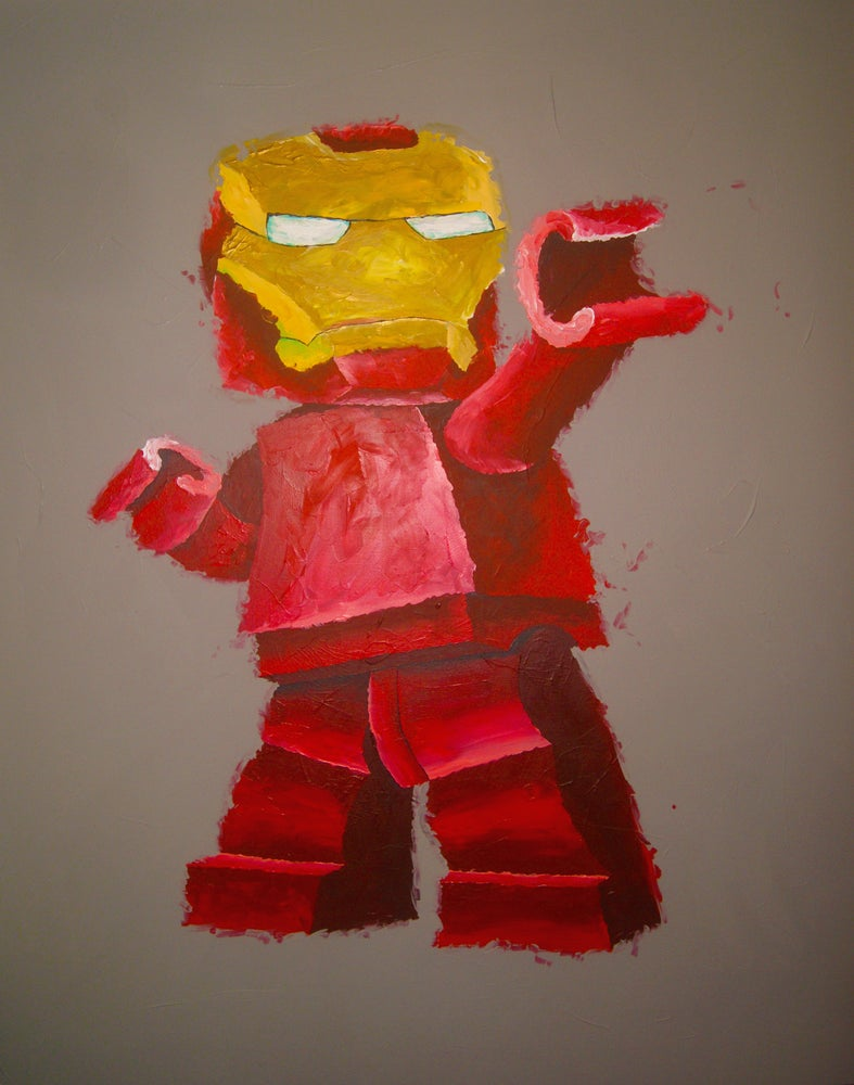 Image of IRON MAN 2 (Limited Edition Print)