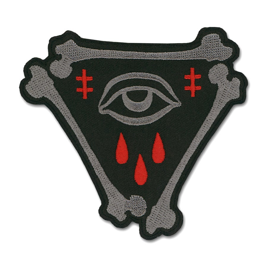 Image of Crimson Trinity Patch