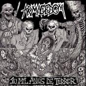Image of Armagedom - 10 Mil Anos De Terror Lp