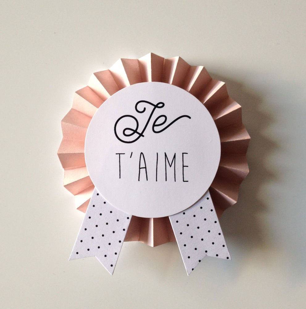 Image of Je T'aime (bis)