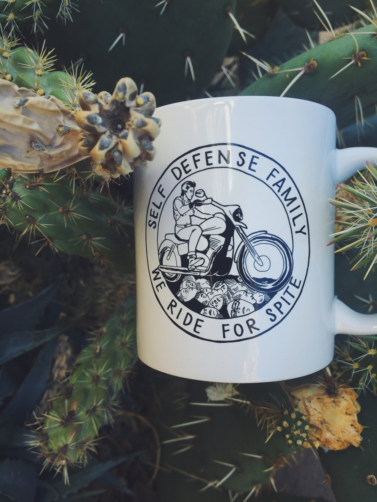 Image of We Ride For Spite Mug!