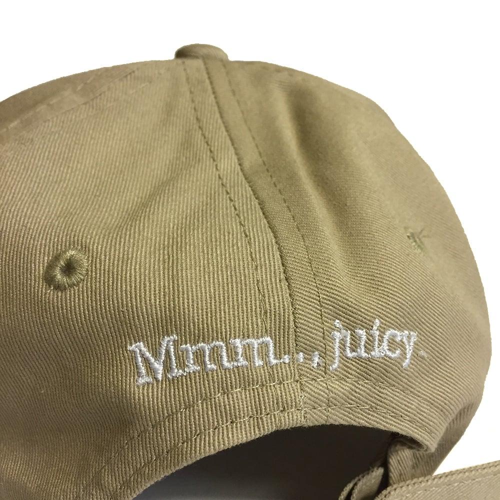 Image of Juicy Dad Hat (Khaki)