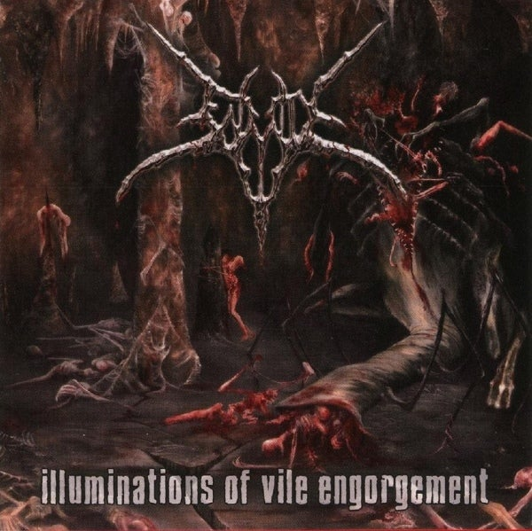 Image of Enmity - Illuminations Of Vile Engorgement