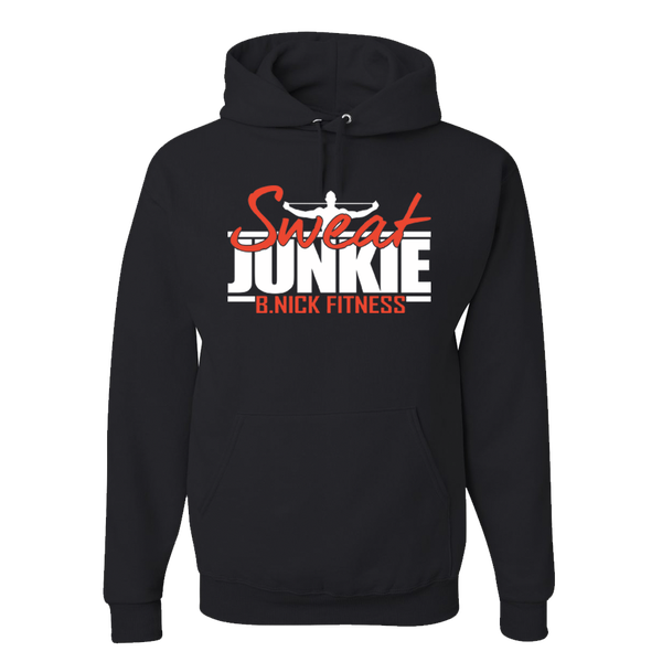 Image of Bnick SweatJunkie Hooded Sweatshirt