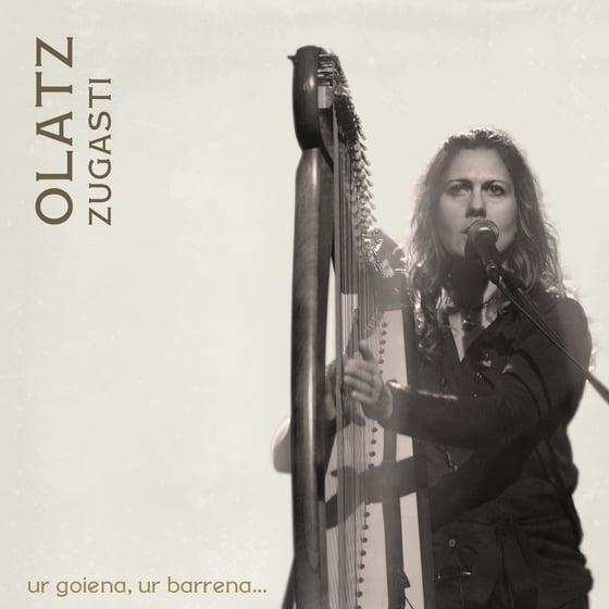 "Image of ""UR GOIENA UR BARRENA…"" CD"