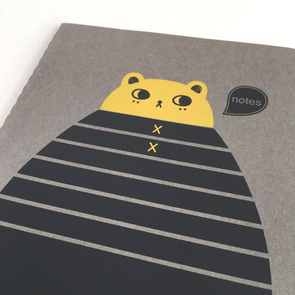 Image of Baron Bear Journal