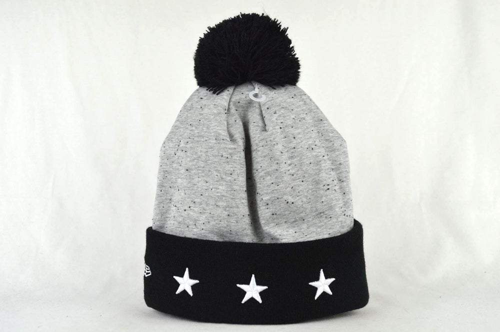 Image of NEW YORK YANKEES MLB HEATHER SPEC NEW ERA BEANIE