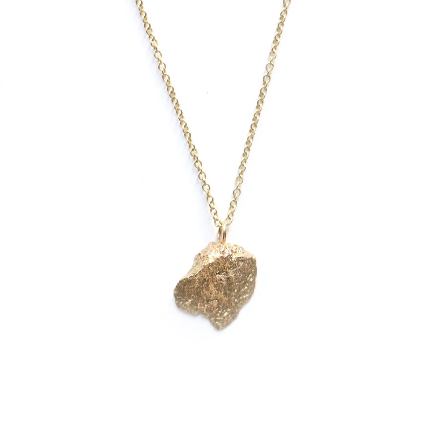 Image of Ides Necklace in Gold