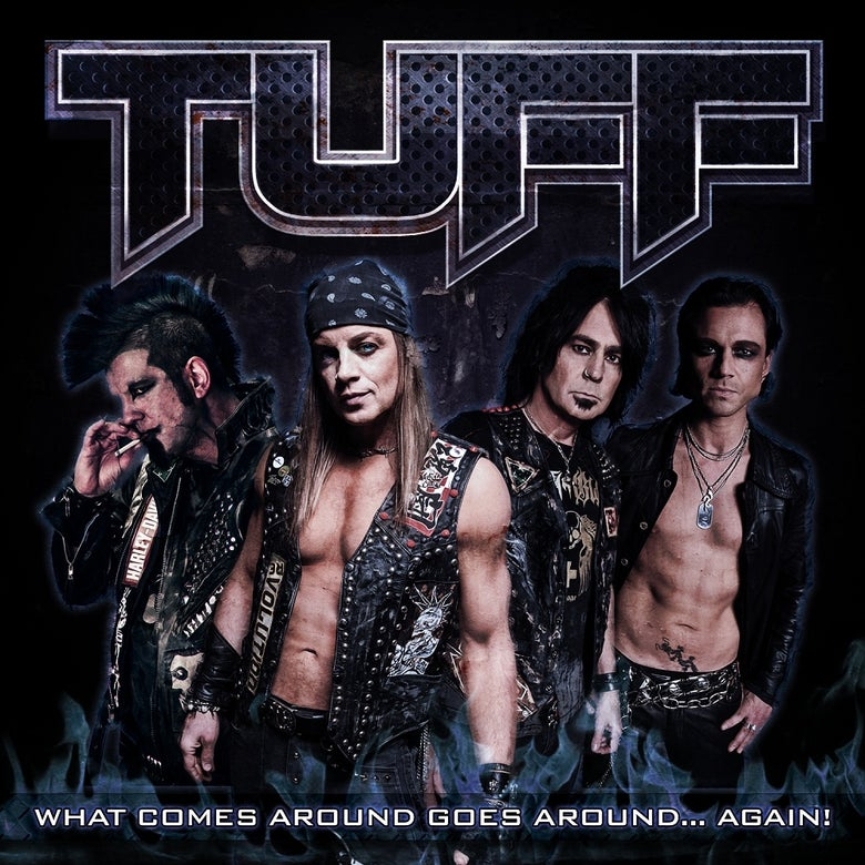 "Image of Tuff ""What Comes Around Goes Around Again"" CD (2012)"