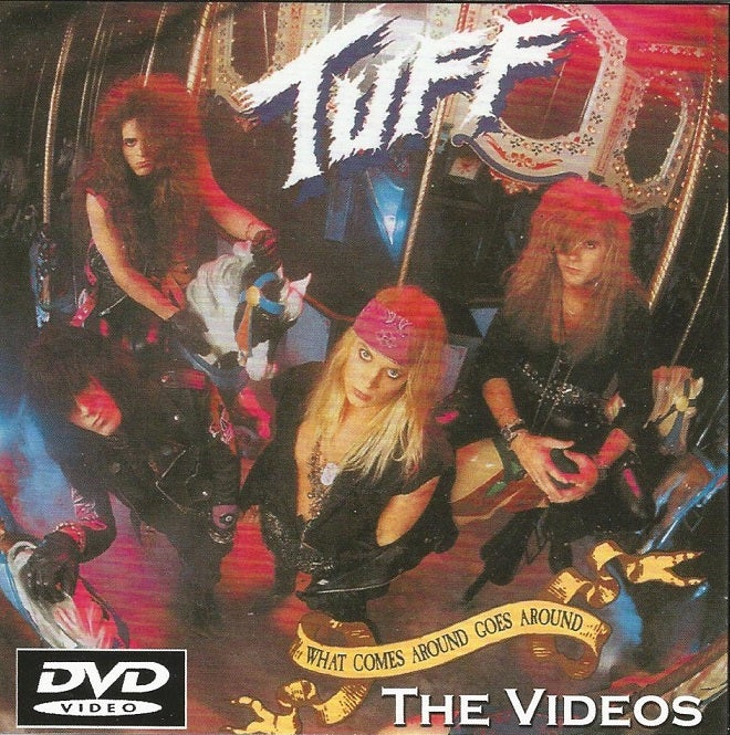 "Image of Tuff ""What Comes Around Goes Around"" Home DVD (1991)"