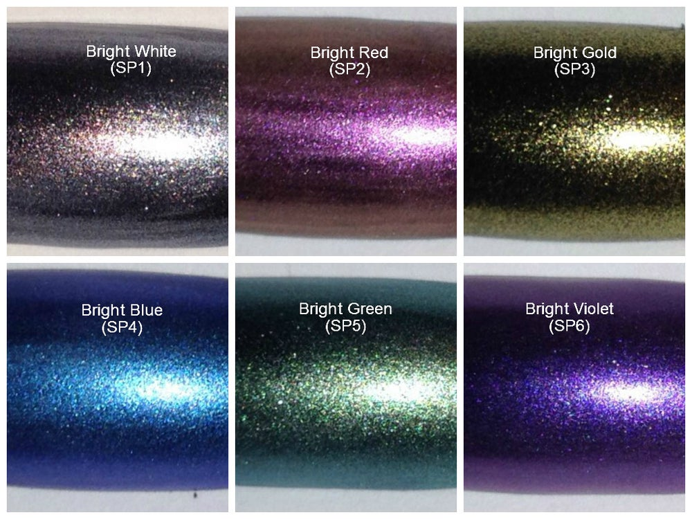 """Image of Sparks """"Bright"""" Pigment </p> 6 Colors Available"""