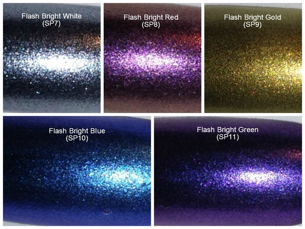 Image of Sparks - Flash Bright Pigment </p> 5 Colors Available
