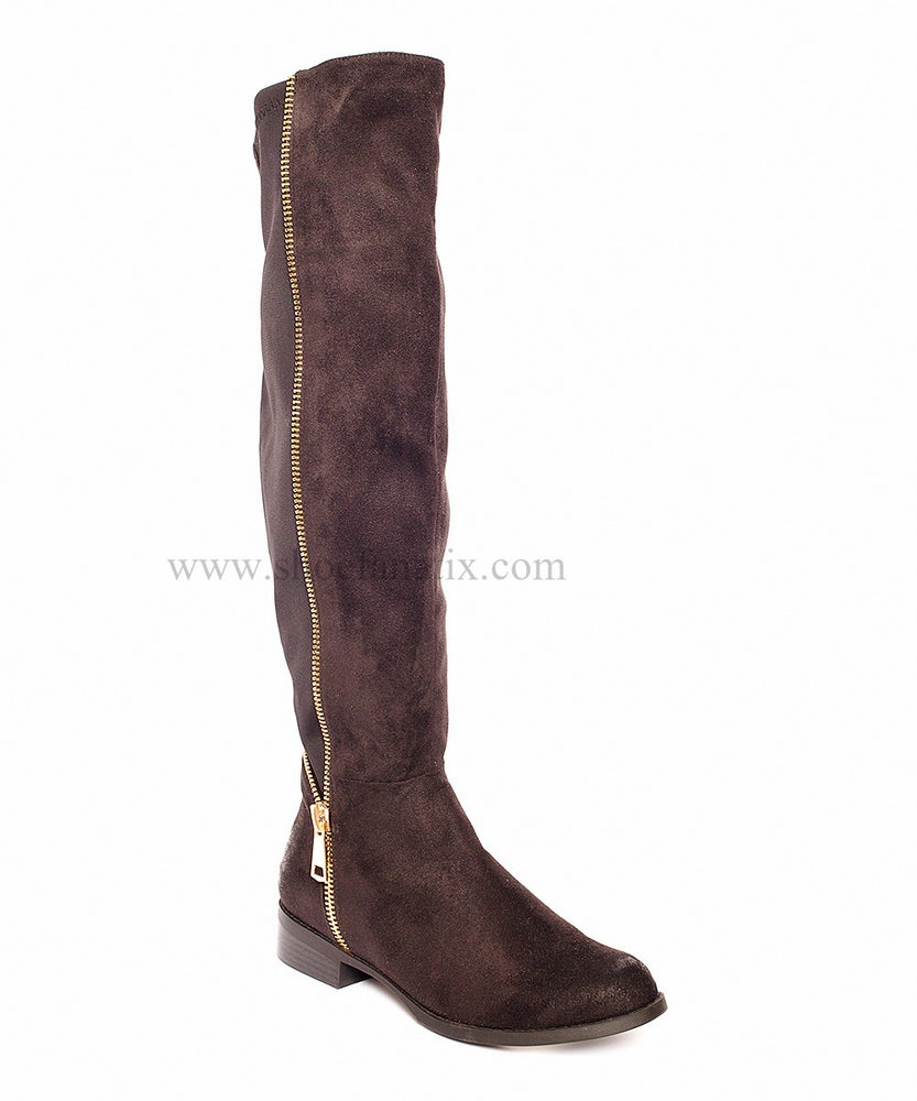 Image of AMANJOT Riding Boot
