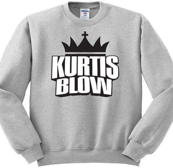 Image of The King Grey Crew Neck