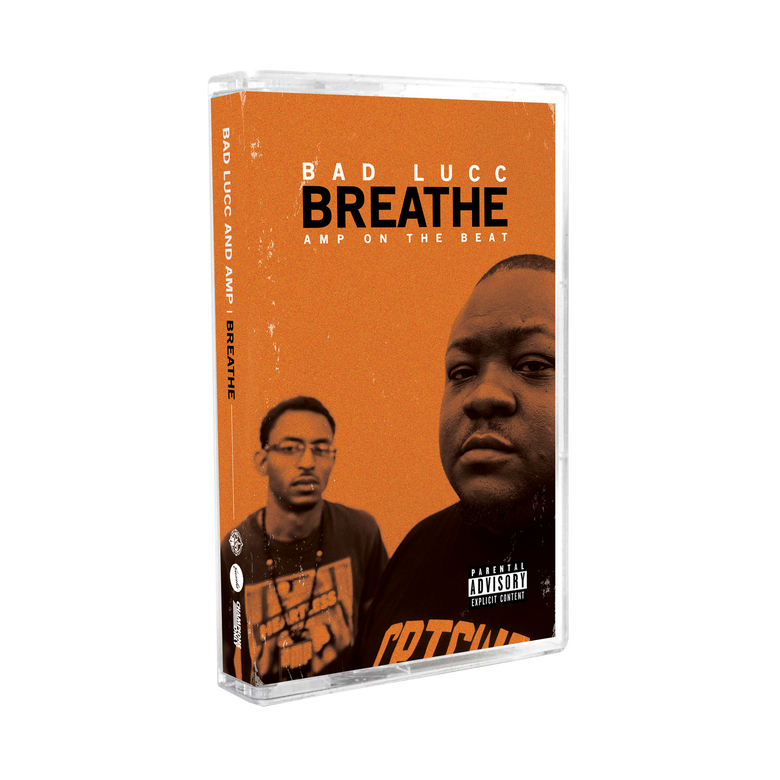 "Image of Limited Edition ""Breathe"" Cassette Tape"