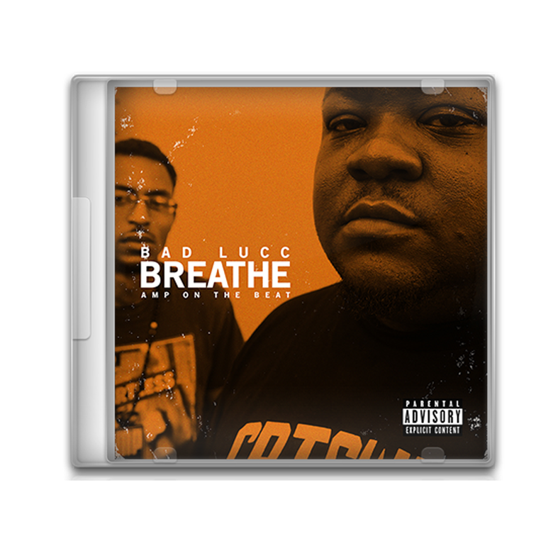 "Image of Limited Edition  ""Breathe"" Autographed  CD"
