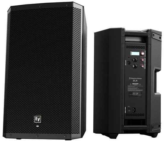 Image of EV ZLX-12P Powered Speaker