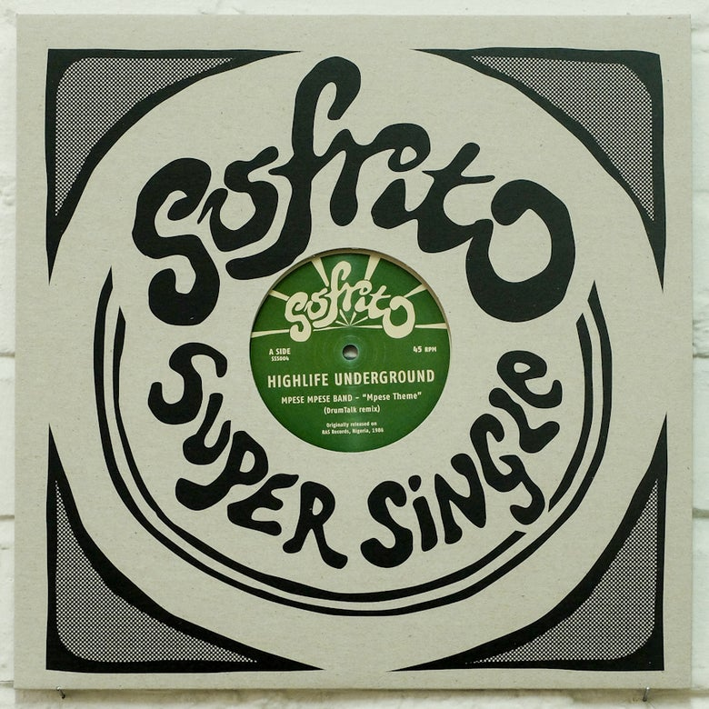 Image of Super Single // Highlife Underground EP