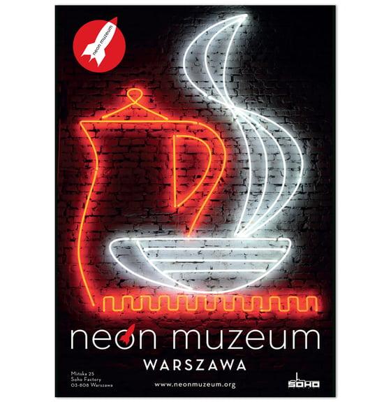 Image of Filizanka Poster - Plakat