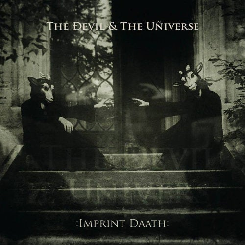Image of Imprint Daath 3rd CD Edition